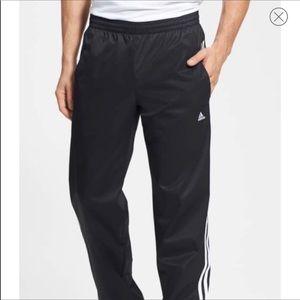 Adidas Black Revo Jogger Track Pants Size L NWT